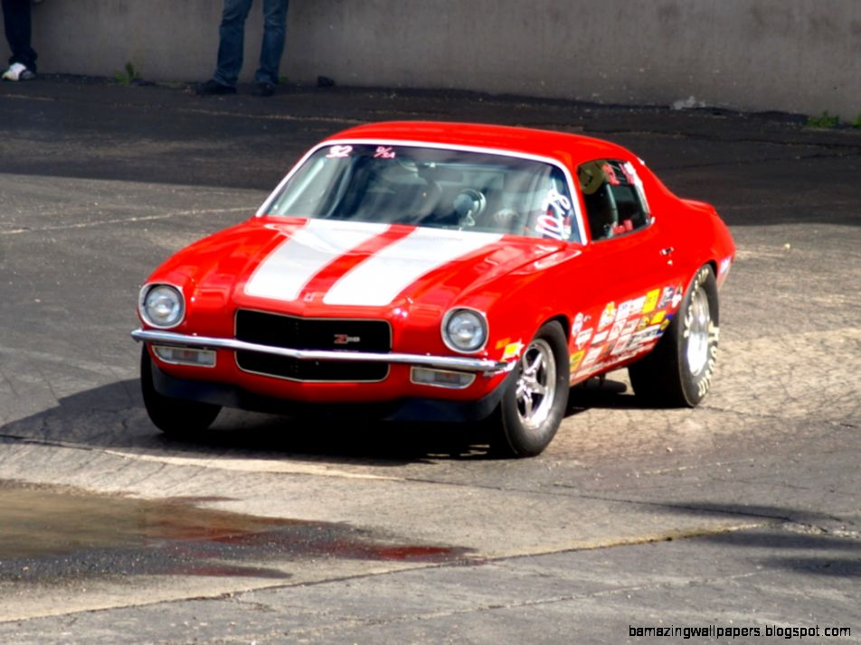 DSA Andrew Hill 1970 Chevy Camaro Stock Eliminator   Mohring Racing