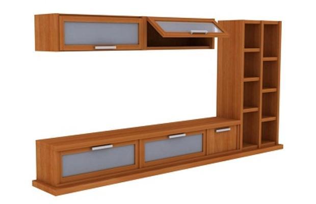 D d muebles en melamina for Modelos de zapateros en melamina