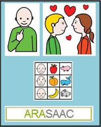 En este blog usamos pictogramas ARASAAC