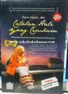 Buku : Catatan Hati yang Cemburu – Asma Nadia, dkk