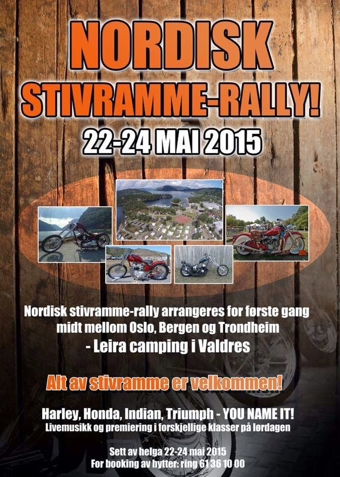 Hardtail Rally...