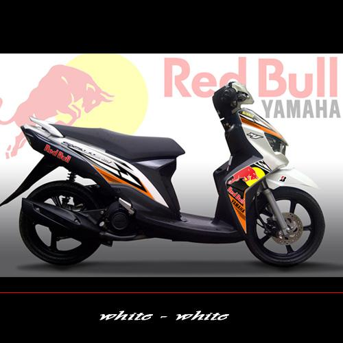 Foto Modifikasi Motor Yamaha Mio Soul Gt