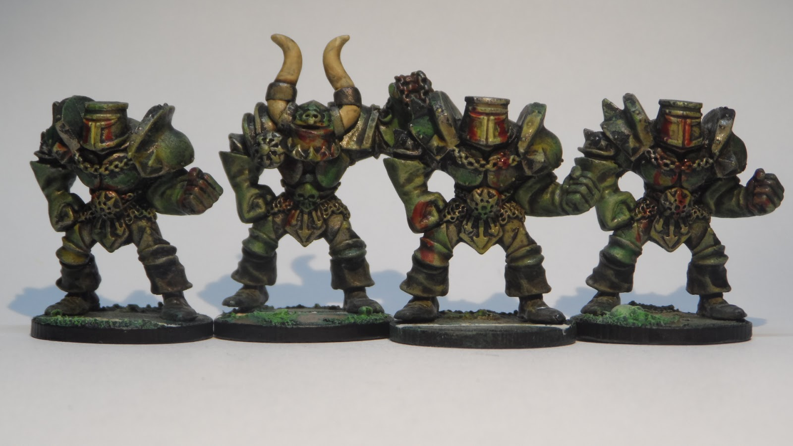 blood bowl 2 nurgle