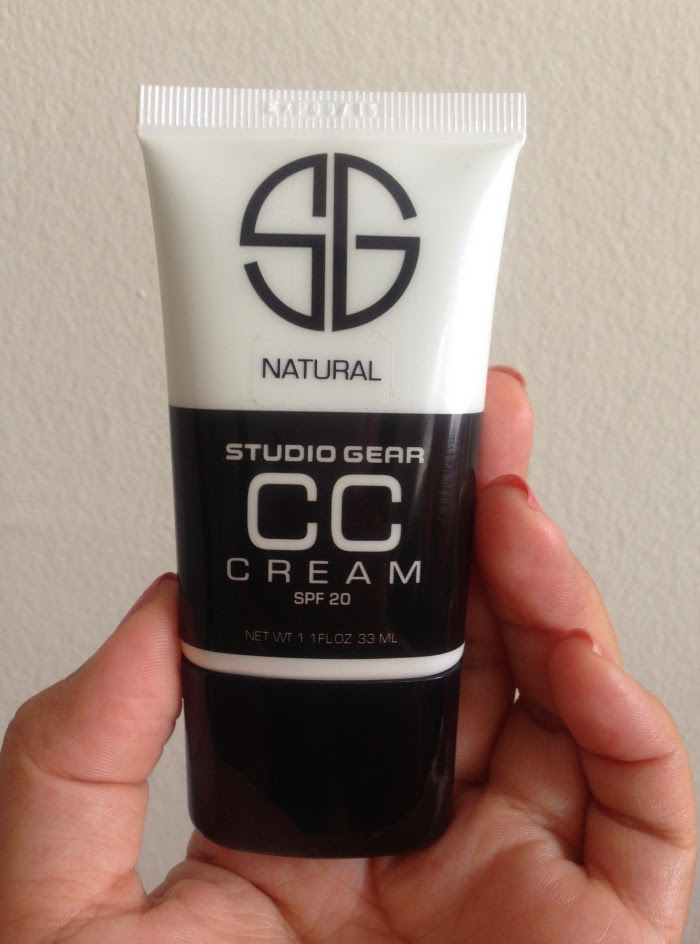 cc2.jpg Studio Gear Cosmetics  Hydrating CC Cream Review