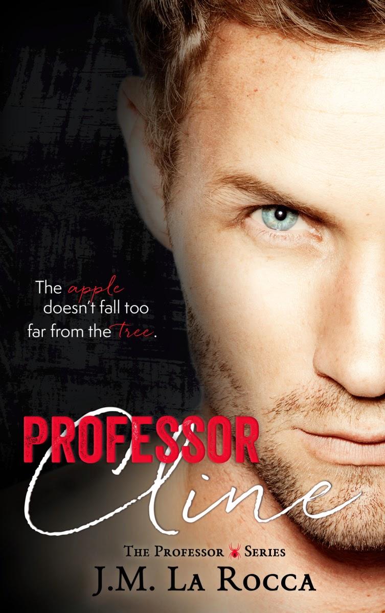 professor cline by j.m. la rocca cover