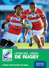 Leyes del Juego de Rugby