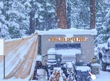 Play HiddenOGames Himalaya Snow Mountains Escape