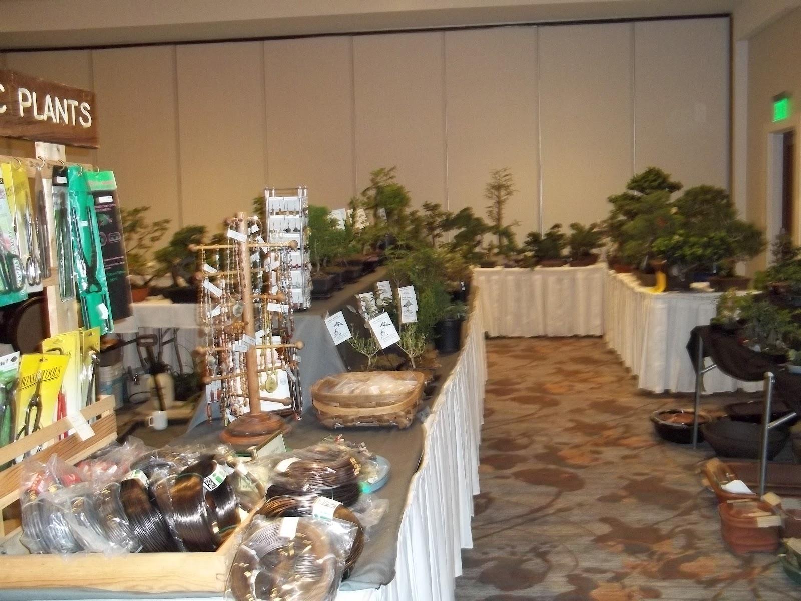 Bent Tree Bonsai Dallas State Bonsai Convention 2012