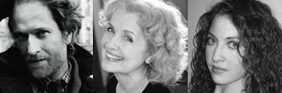 Michael Laurence, Mary Beth Peil, Hana Stuart