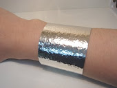 Bracelete Texturizado