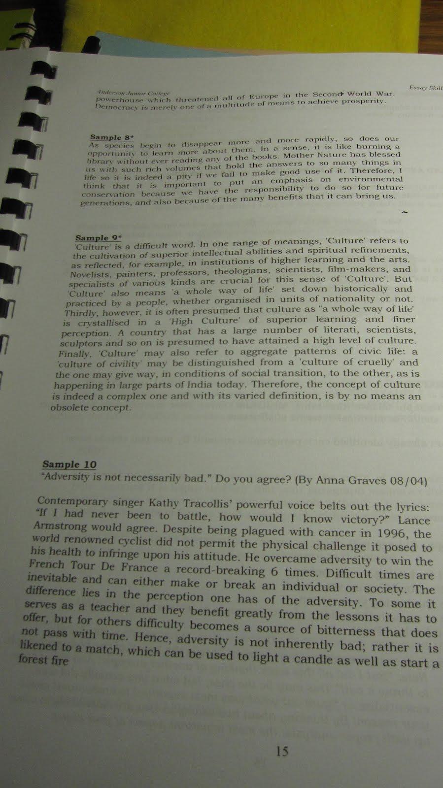 gp essay questions  essay questions general paper 2010 gp essay questions