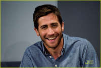 Jake Gyllenhaal: The Apple Store Soho to promote