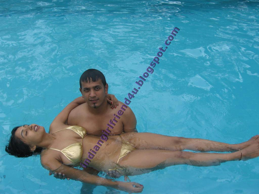 in swimming pool indian girls Nude