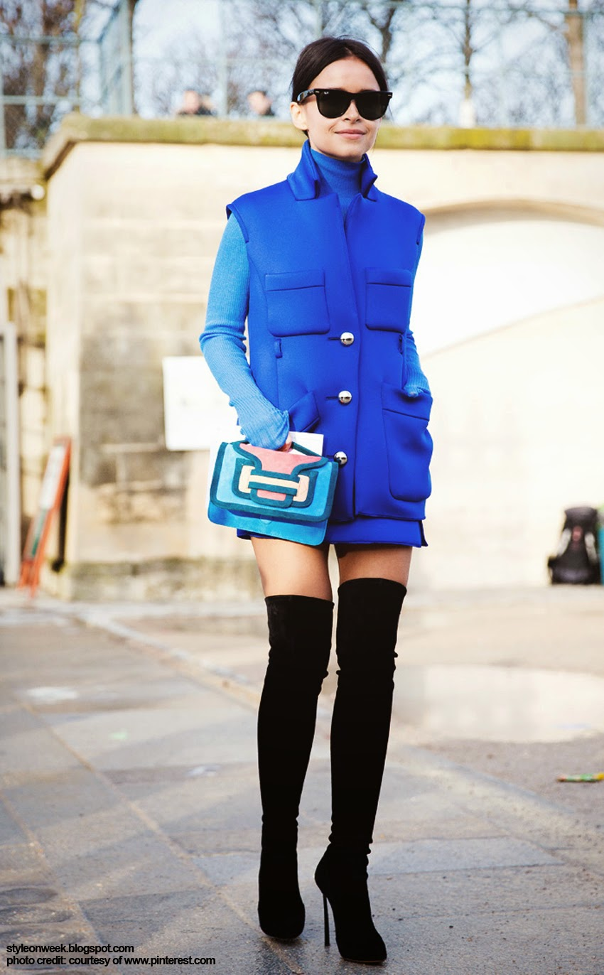 Paris Fashion Week Autumn-Winter 2014 Street Style Snapshot Part 2