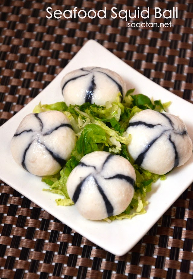 Seafood Squid Ball
