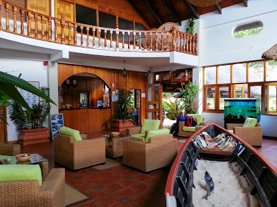 Lobby vom Patatran Village