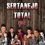 Capa V.A – Sertanejo Total 2012 | músicas