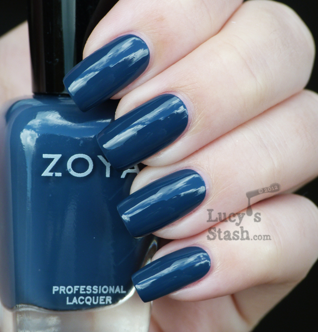 Lucy's Stash - Zoya Designer Collection for Fall 2012 - Natty
