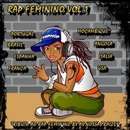 RAP FEMININO