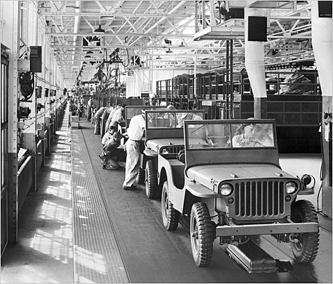 Jeep model list