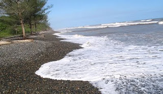 Image result for Pantai badung badoro mukomuko