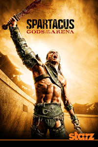 Spartacus: Vị Thần Của Đấu Trường