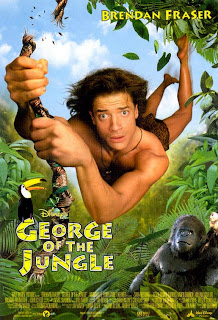 George de la jungla Poster
