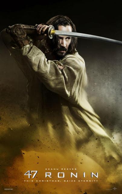 47 Ronin: lo último de Keanu Reeves