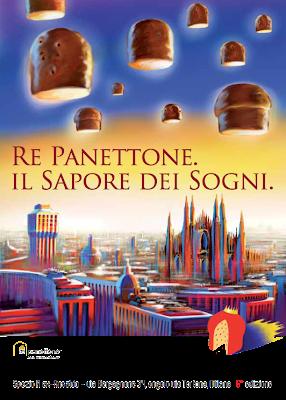 Re Panettone torna a Milano