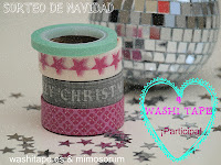 Sorteo washi tape. MIMOSORUM