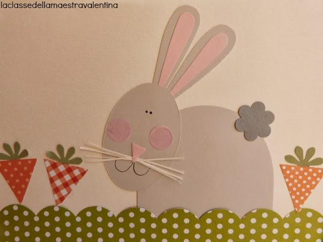 La classe della maestra valentina coniglietti pasquali for La classe della maestra valentina primavera
