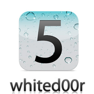 apple ios 5 whitedoor logo