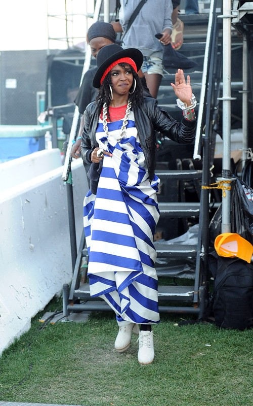 Lauryn Hill Pleads Guilty, Faces 3 Years In Prison » Gossip