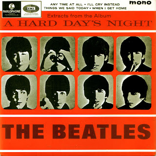 The Beatles: A Hard Day's Night EP