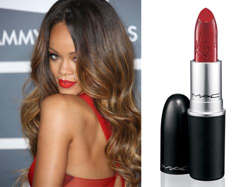 Rihanna y su exclusiva colección de M.A.C para este verano