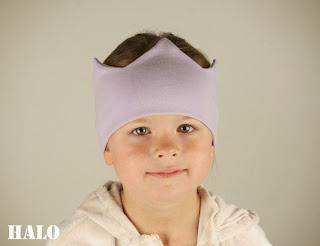 Sew ear warmer crown