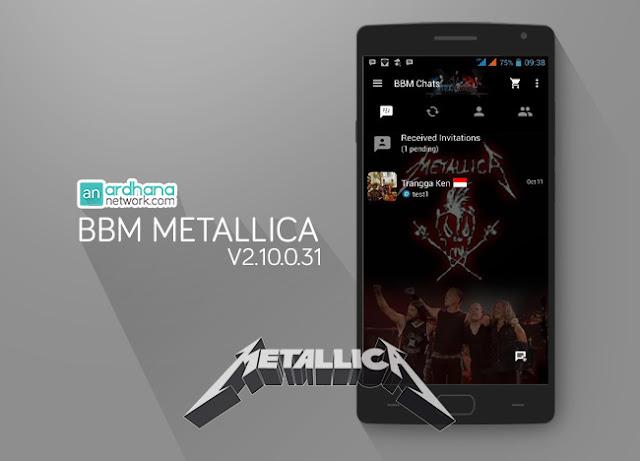 BBM Metallica