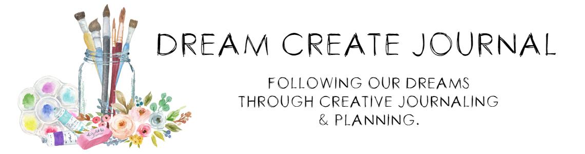 Dream Create Journal