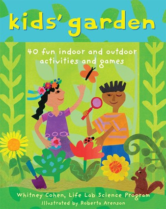 Where do butterflies sleep gardening book review for Children s books about gardening