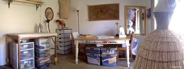 Small Sewing Room