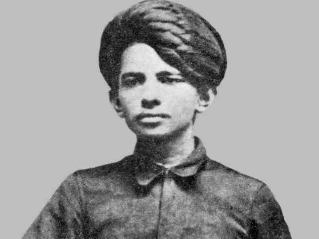 Young Mahatma Gandhi Wallpaper