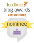 Foodbuzz 2011 Blog Awards