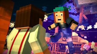 Minecraft Story Mode v1.17 APK MOD