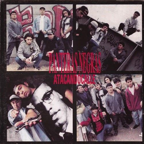Panteras Negras - Atacandocalle (1995)