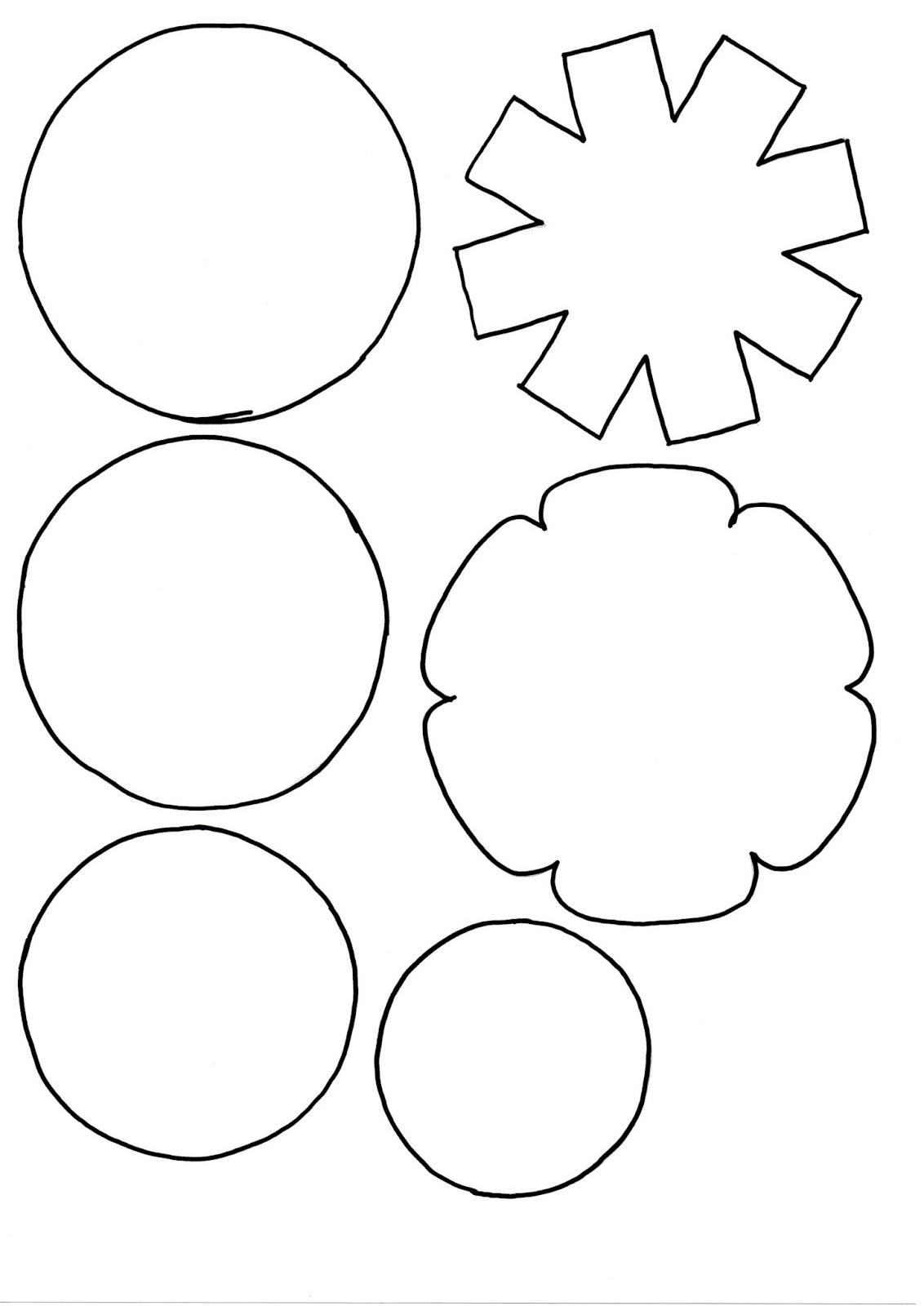 paper and string felt flower tutorial. Black Bedroom Furniture Sets. Home Design Ideas