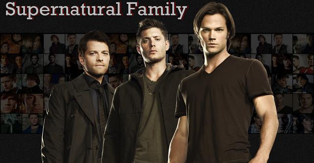 Supernatural Family • Versão 2.5