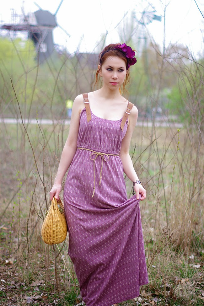 Boho girl- personal style by Xenia Kuhn for fashion blog www.fashionrolla.com