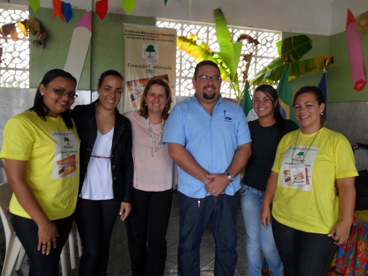 FORMAÇÃO CONTINUADA 2011