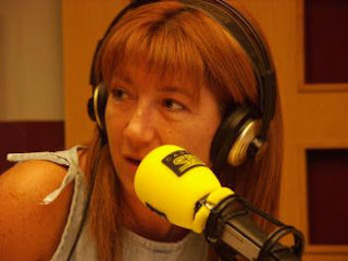Ana Guantes, periodista radiofónica viguesa