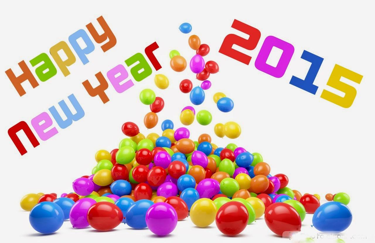 Beautiful Free Happy New Year Wallpapers 2015